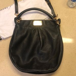 MARC BY MARC JACOBS Classic Q hillier hobo handbag
